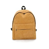 Men Women Corduroy Travel Casual Backpacks Sudent School Bags For Teenagers For Children Boys Girls Rucksack Mochila