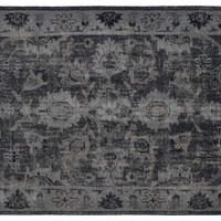 Mabel Rug, Black/Multi, Area Rugs