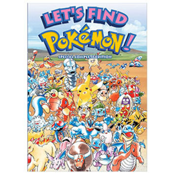 Let's Find Pokémon! Special Complete Edition