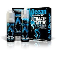 H2Ocean Ultimate Tattoo Care Kit, 6.2 Ounce