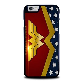 wonder woman iphone 6 6s case cover  number 2
