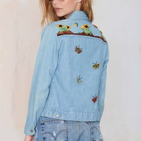 Vintage Levi's Monarch Denim Jacket