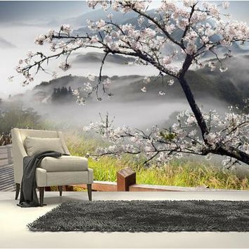Custom photo wallpaper, Japanese Walkway 3D wallpaper murals for the sitting room the bedroom TV setting wall PVC wallpaper