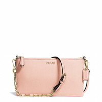 KYLIE CROSSBODY IN SAFFIANO LEATHER