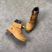Timberland x supreme Brown Boots