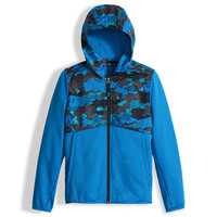 BOYS' KICKIN IT HOODIE | United States