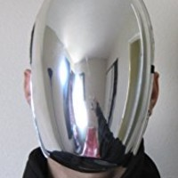Disguise - No Face Chrome Mask
