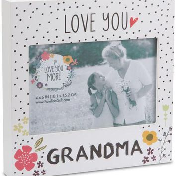 Love you Grandma Picture Frame