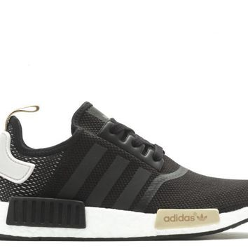 "Adidas NMD_R1 ""Black/Tan"""