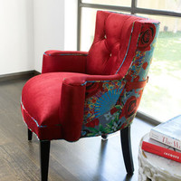 Haute House Lipstick Rose Chair