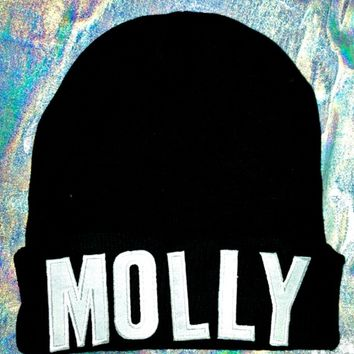 SWEET LORD O'MIGHTY! MOLLY BEANIE