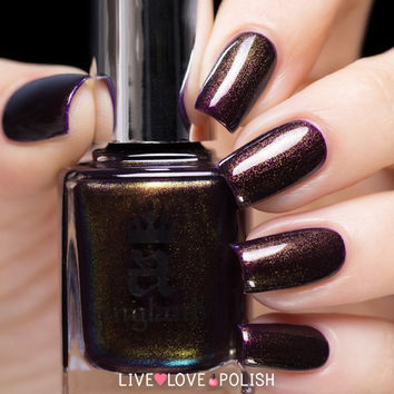 A-England Incense Burner Nail Polish