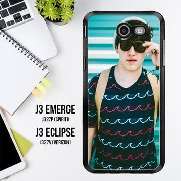 Jc Caylen Our2Ndlife O2L  X0259 Samsung Galaxy J3 Emerge, J3 Eclipse , Amp Prime 2, Express Prime 2 2017 SM J327 Case