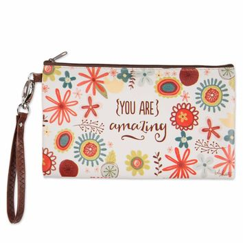 Zippered Bag - You Are Amazing