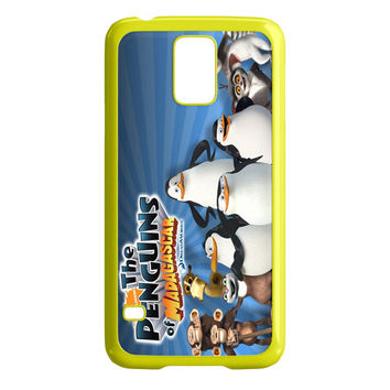 The Penguins of Madagascar Samsung Galaxy S5 Case