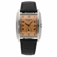 Patek Philippe Gondolo mechanical-hand-wind mens Watch 5124G-001 (Certified Pre-owned)