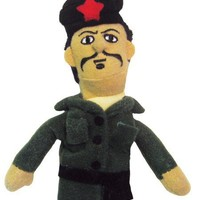 Che Guevara Finger Puppet - Also a Magnet  - Whimsical & Unique Gift Ideas for the Coolest Gift Givers