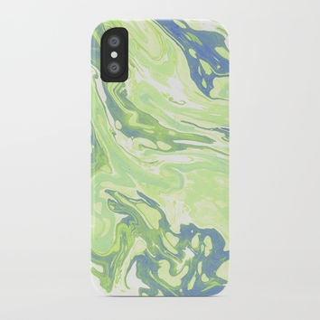 Nature forces iPhone Case by Printerium