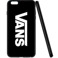 Best Selling Vans Logo Fit Case For iPhone 6 6+ 6s 6s+ 7 7+ 8 8+ Samsung Note
