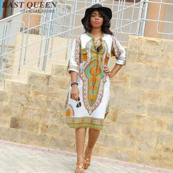 EastQueen Traditional african clothing dress
