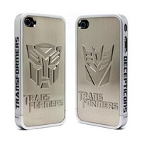 Transformers Autobots iPhone 4 / 4S Hard Protective Case