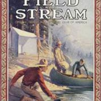 FIELD & STREAM: June 1916