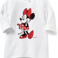 Disney© Minnie Mouse Hi-Lo Tunic for Toddler Girls | Old Navy