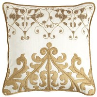 Brocade Velvet Pillow