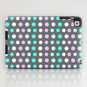 Polka Dots #2 iPad Case by Ornaart
