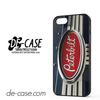 Peterbilt Truck Logo DEAL-8571 Apple Phonecase Cover For Iphone 5 / Iphone 5S