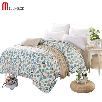 Cotton Duvet Cover Set Bedding Set 1 pcs Single Quilt Cover Queen/Full/Twin/King Size, Bedding/Brief Bed Linens,Soft Duvet Cover