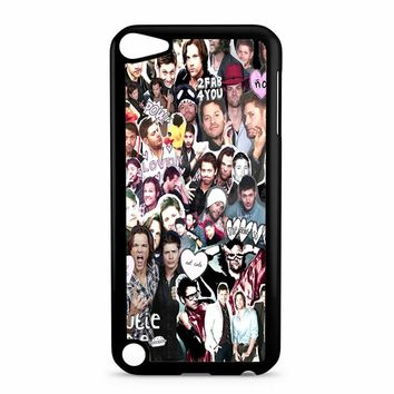 Supernatural Collage 2 iPod Touch 5 Case