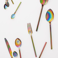 Gloss-Washed Flatware