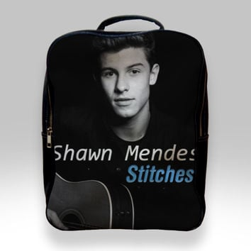 Backpack for Student - Shawn Mendes Stitches Bags
