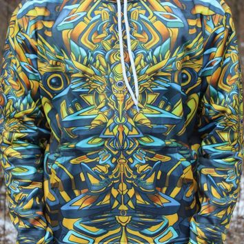 Pre-Order Pokemon Trippin' Sublimation Hoodie