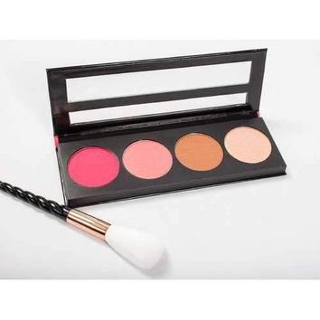 Quad Blush Collections