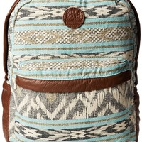 Billabong Womens Campin Trot Backpack, Mo-Mint, One Size