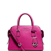 MICHAEL Michael Kors Harper Medium Convertible Satchel | Dillards.com