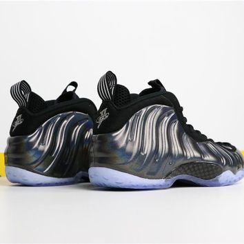 """[Free Shipping ]Nike Air Foamposite One""""Hologram"""" 314996-900  Basketball Shoes"""