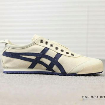 ASICS Onitsuka Tiger Ghost Tiger Casual Men's Lazy Shoes F-A-FJGJXMY