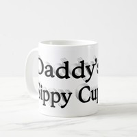 Daddy's Sippy Cup 3D Mug