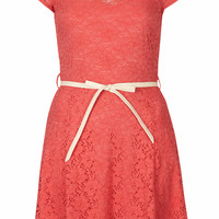 **LACE SWEETHEART DRESS BY WAL G
