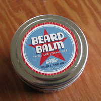 Beard Balm Facial Hair Styling Wax