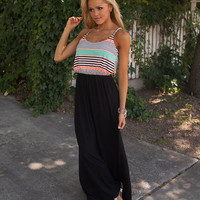 Life Is Wonderful Maxi Dress