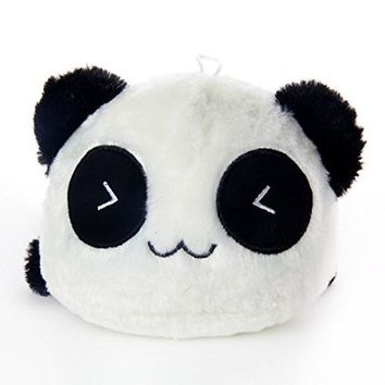 "Kids' Xmas Gift - 9.8"" Cute Lying Plush Stuffed Panda Toy/ Pillow (Model: Wj010046)"