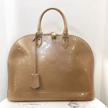 Louis Vuitton 'Alma GM' Bag