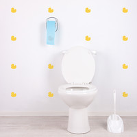 Rubber Duck Mini-Pack Wall Decals