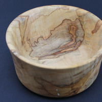Ambrosia Maple Wood Turned Bowl
