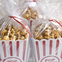Ruffled?- | DIY Carnival Popcorn Wedding Favors