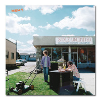 MGMT (The Album) Preorder Store  - MGMT  MGMT (The Album) [PREORDER]